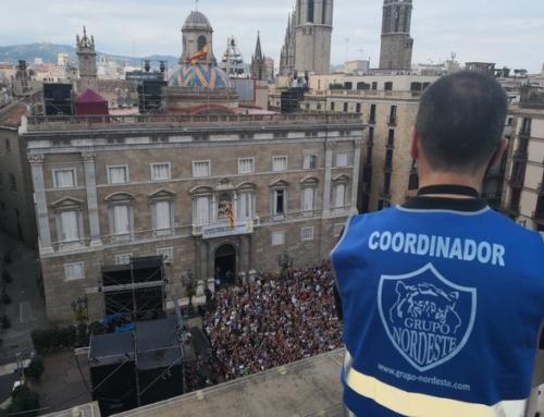 Fiestas de la Mercè en Barcelona