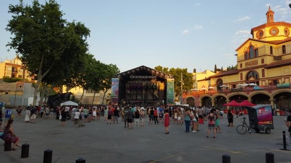 personal eventos en verano