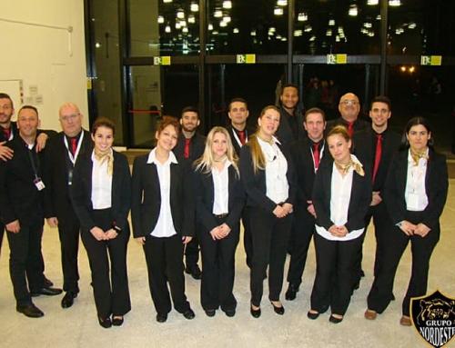 Felicitación del equipo de Grupo Nordeste