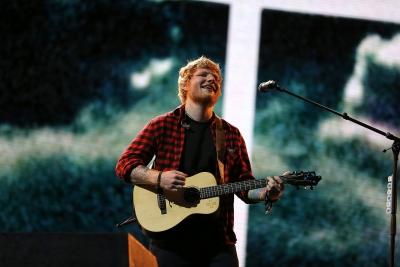 concierto Ed Sheeran bcn 2019